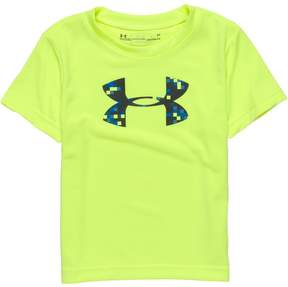 Under Armour Digi Camo Big Logo Short-Sleeve Top - Toddler Boys'