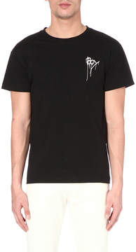 Boy London Drip logo t-shirt