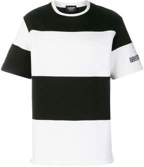 Calvin Klein bi-colour T-shirt