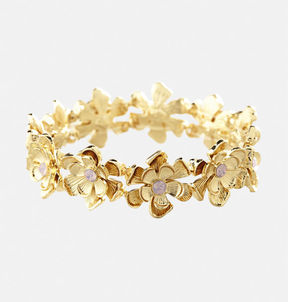 Avenue Flower Stretch Bracelet