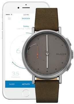 Skagen Men's Signature Connected Hybrid Watch, 42mm