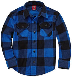 Arizona Polar Fleece Shirt Boys 4-7