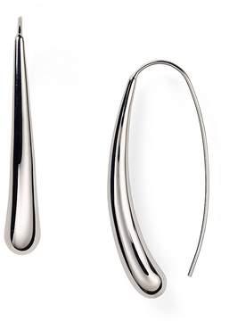 Bloomingdale's Sterling Silver Long Teardrop Earrings - 100% Exclusive