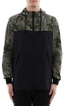 Herno Men's Black Polyamide Outerwear Jacket.