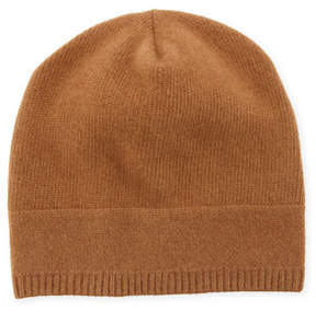 Neiman Marcus Cashmere Slouchy Knit Beanie