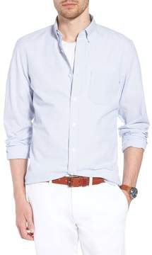 1901 Trim Fit Seersucker Sport Shirt