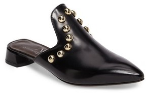 AGL Women's Studded Loafer Mule