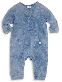 Splendid Baby's Tie Dye Jersey Coverall