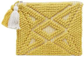 Sole Society Woven Pouch - Palisades