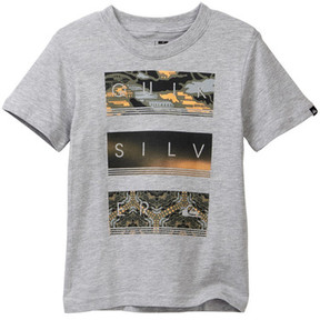 Quiksilver Hyper Stealth Printed Tee (Toddler Boys)