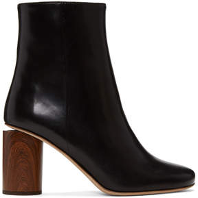 Acne Studios Black Allis Boots