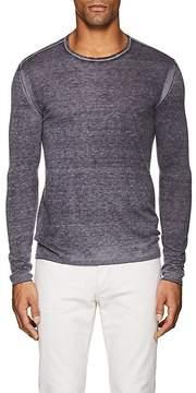 John Varvatos Men's Silk-Cashmere Sweater