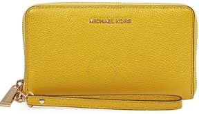 Michael Kors Mercer Large Phone Wristlet - Sunflower - ONE COLOR - STYLE