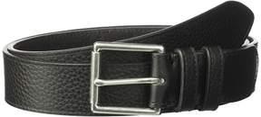 Cole Haan 35mm Pebble Strap Belt w/ Double Loops Men's Belts