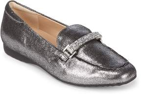 Karl Lagerfeld Women's Quigley Leather Bit Loafers
