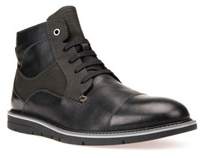 Geox Men's Muvet 5 Cap Toe Boot