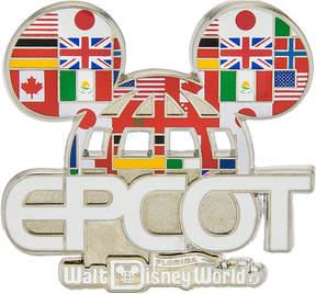 Disney Epcot Ear Hat Logo Pin - Walt World