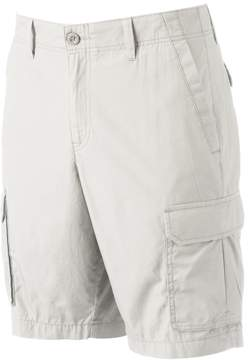 Apt. 9 Big & Tall Modern-Fit Solid Poplin Cargo Shorts