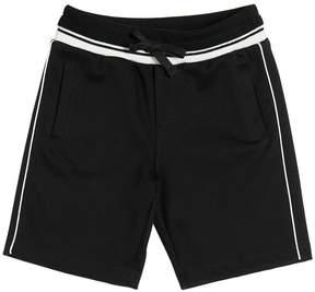 Dolce & Gabbana Drawstring Cotton Shorts