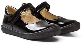 Primigi Black Patent Mary Jane School Shoes