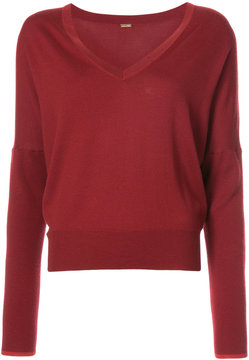 ADAM by Adam Lippes Long sleeve v-neck sweater