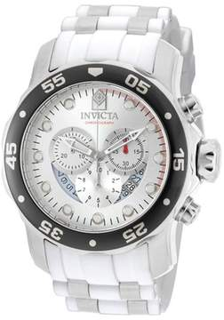 Invicta Pro Diver 20290 Men's Stainless Steel Analog Watch Chronograph