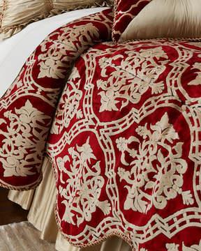 Neiman Marcus Austin Horn Classics Queen Camelot Comforter