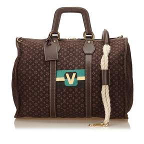 Louis Vuitton Keepall travel bag