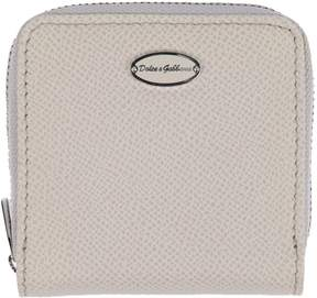 Dolce & Gabbana Coin purses - WHITE - STYLE