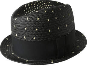 Bailey Of Hollywood Men's Tor Short Brim Fedora 22774BH