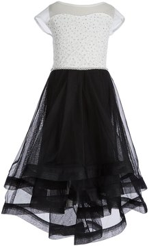 Xtraordinary Big Girls 7-16 Horsehair-Hem Tulle Dress