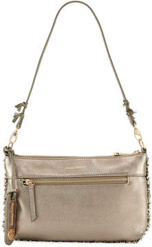 Tommy Bahama Can Can Metallic Leather Crossbody Bag