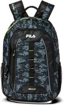 Fila Camo & Neon Fearless Laptop Backpack