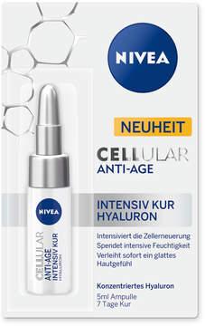 Nivea Cellular Anti-Age Intensive Care Hyaluronic Serum by 5ml Cream)