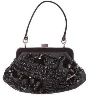 Lambertson Truex Embellished Handle Bag