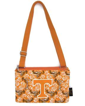 NCAA Tennessee Volunteers Bloom Crossbody Bag