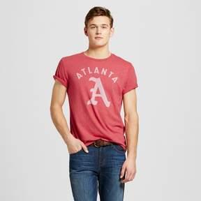 Awake Men's Atlanta Gothic A T-Shirt - Red