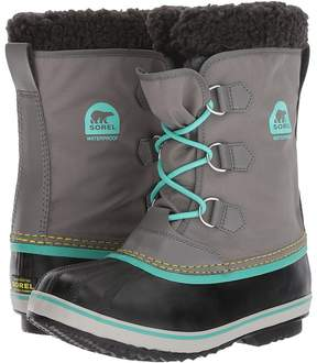 Sorel Yoot Pac Nylon Girls Shoes