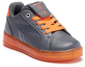 Geox Kommodor Light-Up Sneaker (Little Kid & Big Kid)