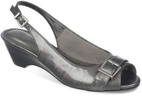 LifeStride Howard Women's Peep-Toe Dress Heels