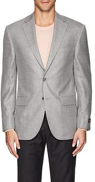 Jack Victor MEN'S WOOL-BLEND TWO-BUTTON SPORTCOAT