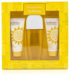 Elizabeth Arden Sunflowers Coffret: Eau De Toilette Spray 100ml/3.3oz + Body Lotion 100ml/3.3oz + Hydrating Cream Cleanser 100ml/3.3oz
