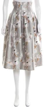 Brock Collection Flared Sandra Skirt w/ Tags