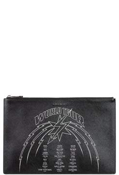Givenchy World Tour Graphic Pouch