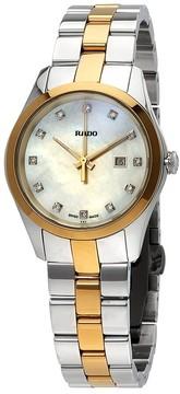 Rado Hyperchrome S Mother of Pearl Diamond Dial Ladies Watch