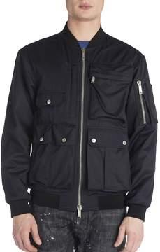 Viktor & Rolf Men's Multi Pocket Bomber Jacket