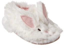 Robeez Kids' Fuzzy Bunny Slipper.