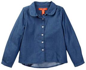 Joe Fresh Den Shirt (Toddler & Little Girls)