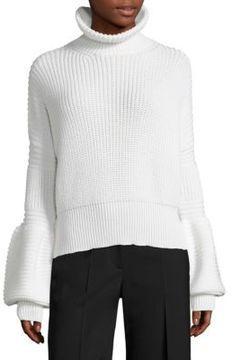 Aquilano Rimondi Wool Turtleneck Sweater
