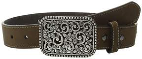 Ariat Flowers Belt Women's Belts